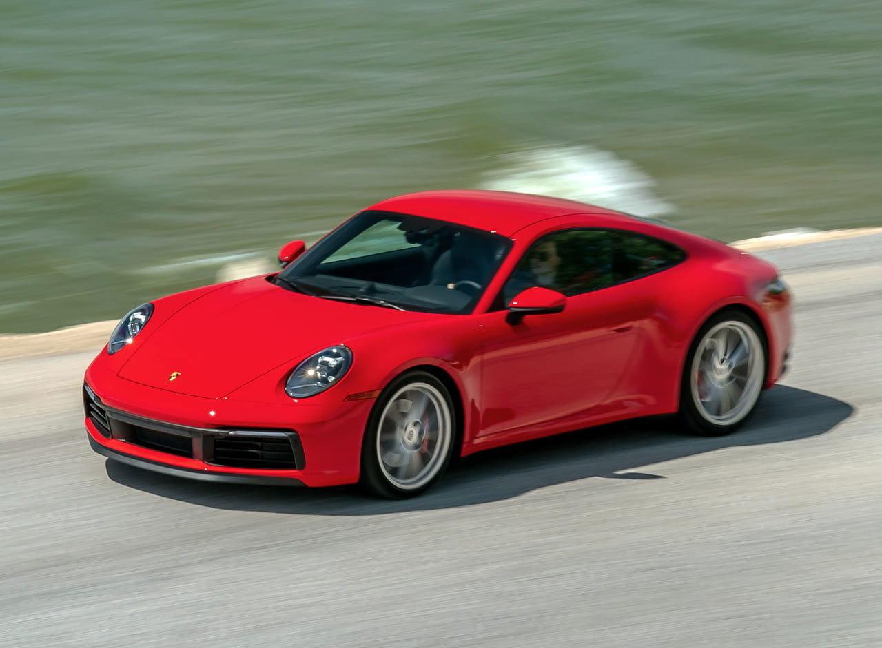 Porsche Achieves First Place In Jd Power Customer Service Index